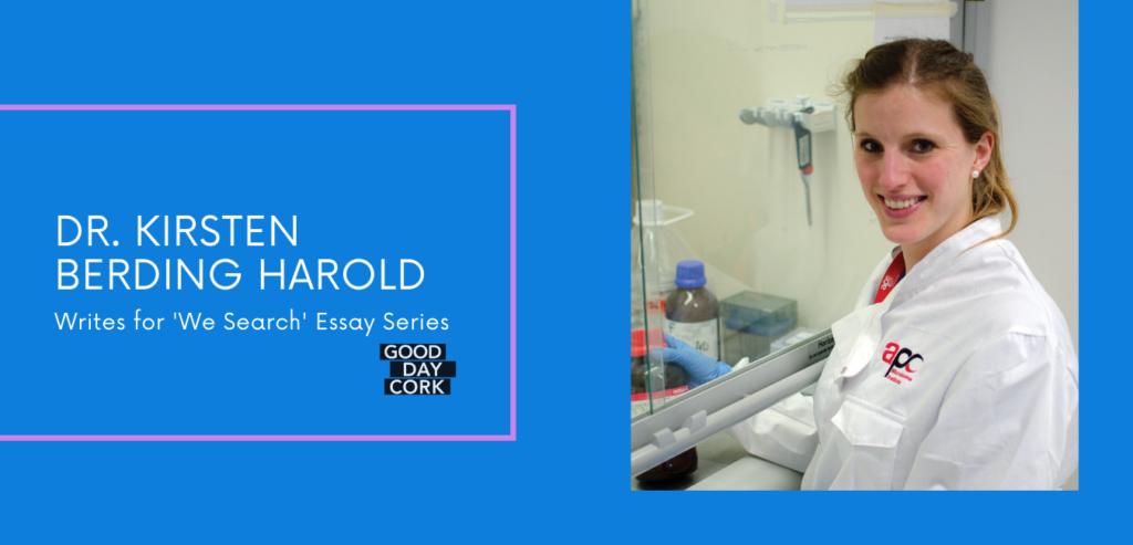 Dr Kirsten Berding Harold Good Day Cork_WeSearch_Research_Gut Health
